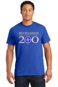 Bethlehem High 200 Year Anniversary T-shirt