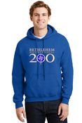 Bethlehem High 200 Year Anniversary Hooded Sweatshirt