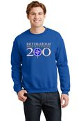Bethlehem High 200 Year Anniversary Crewneck Sweatshirt