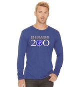 Bethlehem High 200 Year Anniversary  Triblend Long Sleeve T-shirt